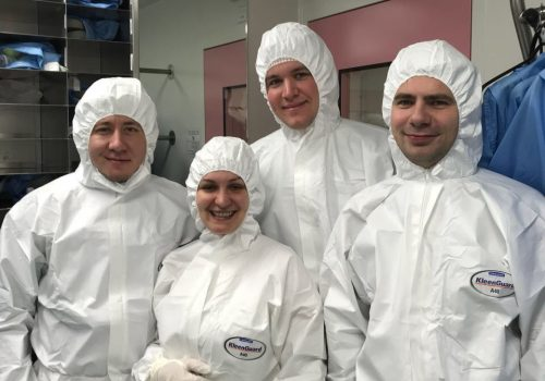 Посещение завода франзузких имплатнов «Sebbin» - стажировка в швейцарской клинике пластической хирургии «Nenscens»