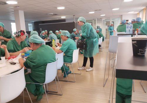Кафедра пластической эстетической и реконструктивной хирургии Бельгийского медицинского университета - реконструктивная и эстетическая хирургия молочных желез