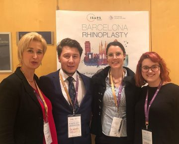 Barcelona Rhinoplasty Live Surgery Course. Барселона, Испания