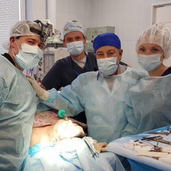 VIII Международный курс-тренинг для пластических и реконструктивных хирургов