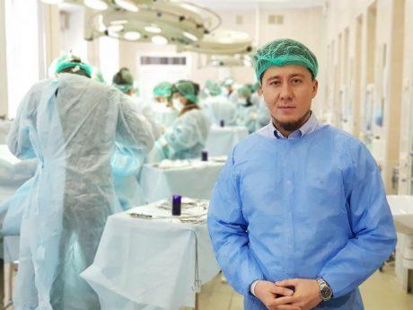 Организовал курс - Генитальная эстетическая хирургия у мужчин и женщин. Санкт-Петербург, Россия
