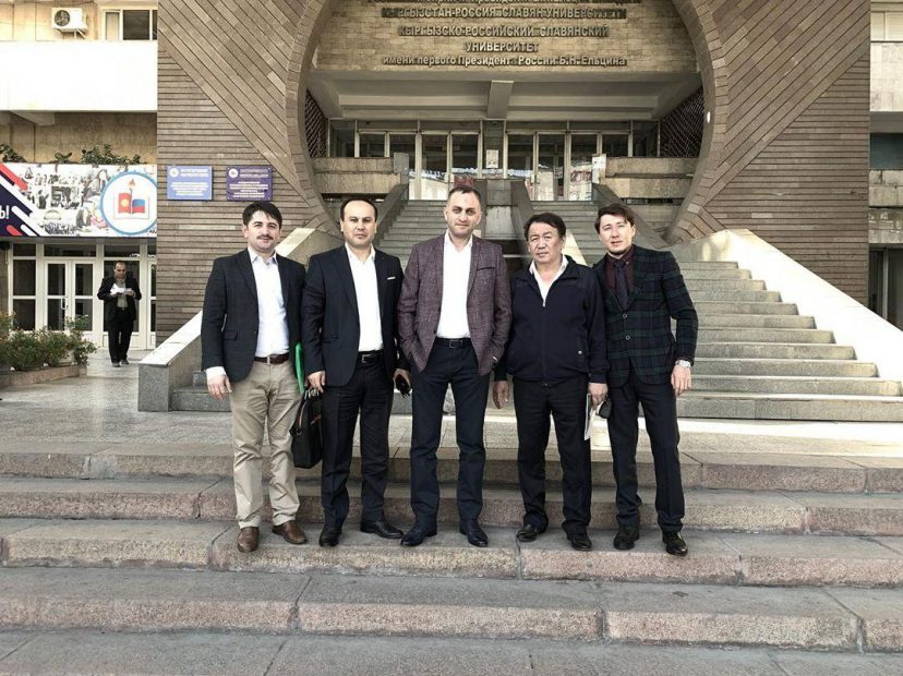 9-й Международный конгресс «Тактические и стратегические аспекты пластической и эстетической хирургии». Бишкек, Кыргызстан.